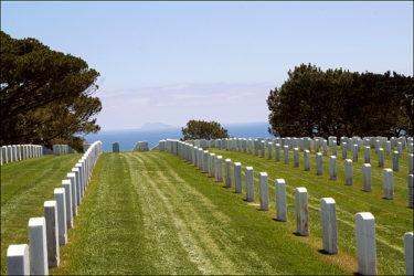 Fort Rosecrans Cemetery (6)