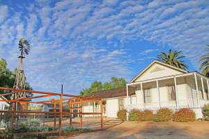 Visit Sikes Adobe Historic Farmstead in Escondido, one of Escondido's early Pioneer homes which has now been turned into a museum