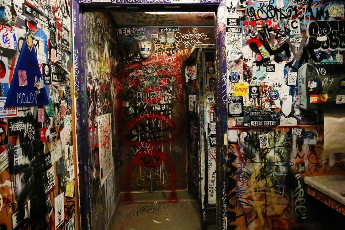 Visit one of San Diego's historic music venues tucked into the woods of UCSD