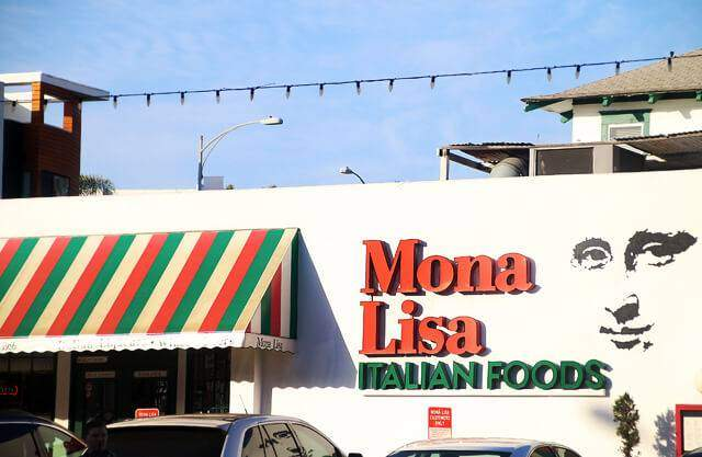 Little Italy is an authentic Italian neighborhood in San Diego filled with delicious cuisine, beautiful art and thick with culture.