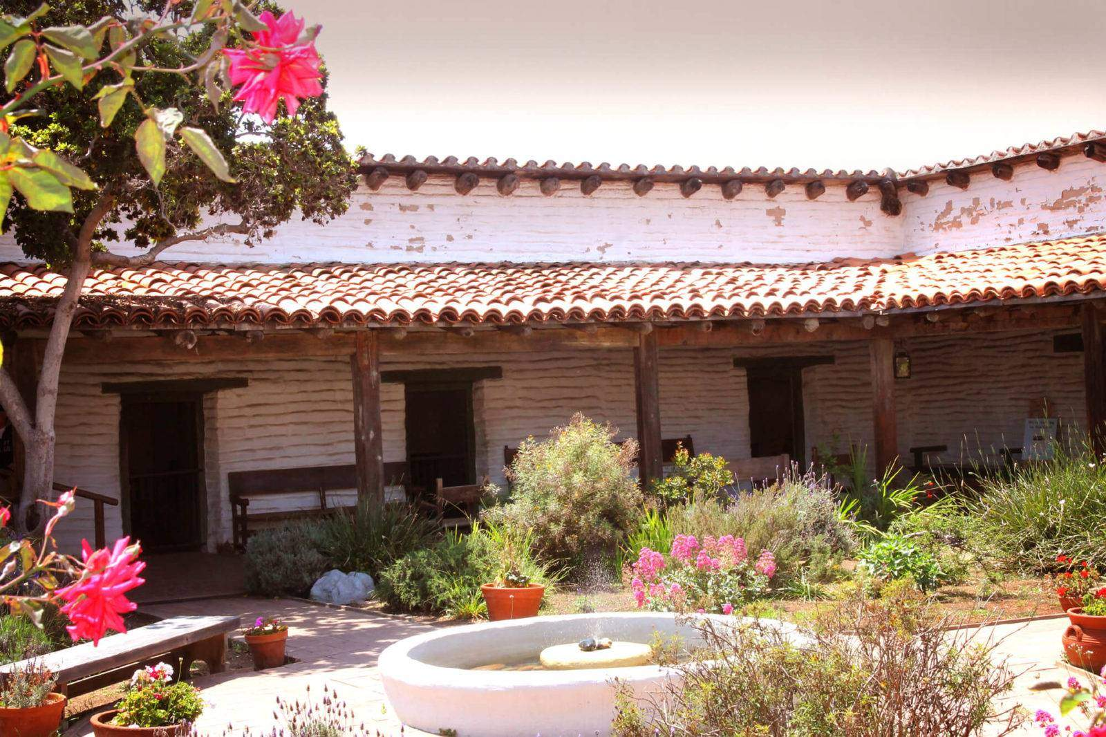 Visit La Casa de Estudillo in Old Town, one of the oldest and most historic homes in San Diego!
