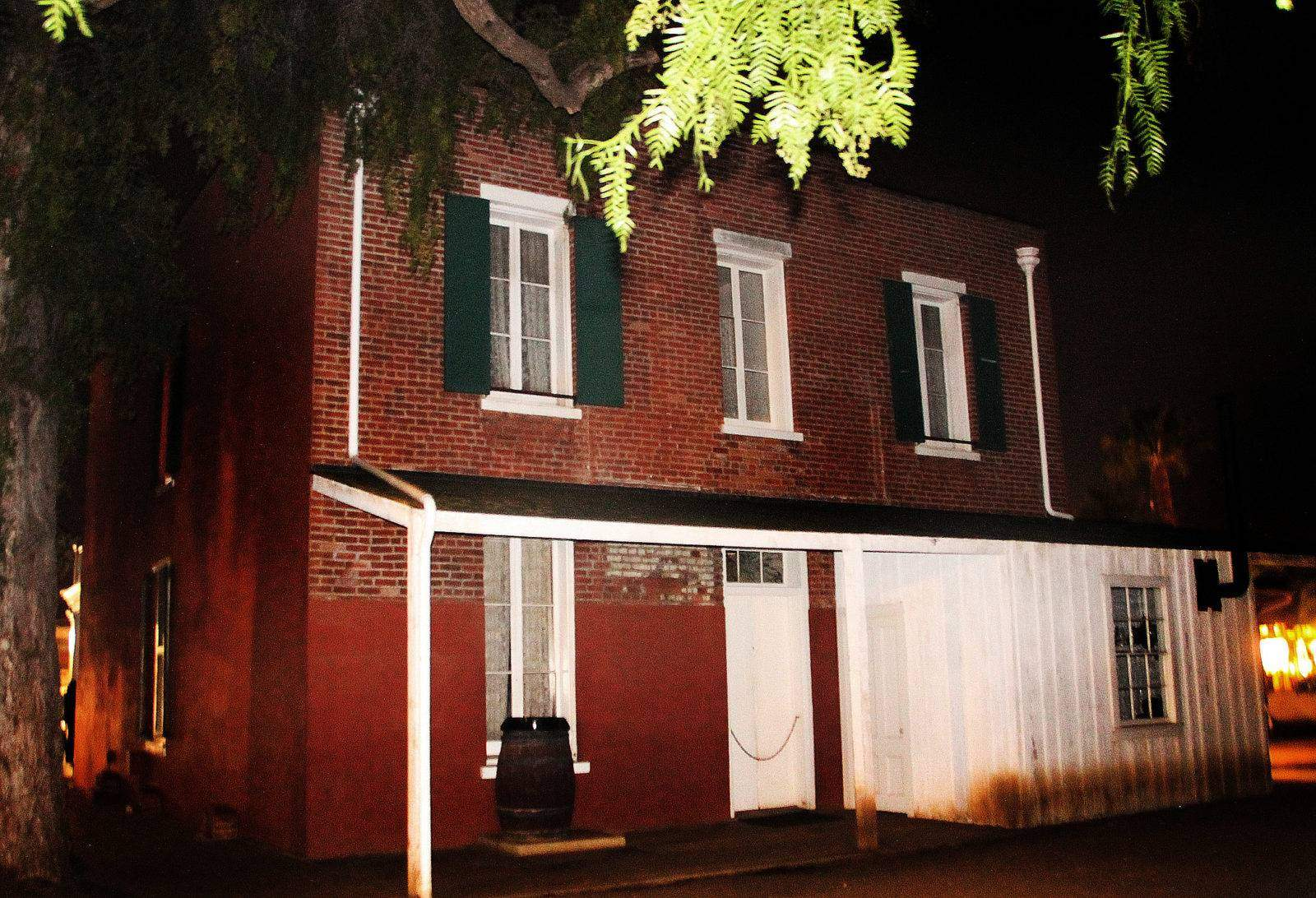 The Whaley House in Old Town San Diego is said to be one of the most haunted homes in all of America. We've had our own paranormal experience here!