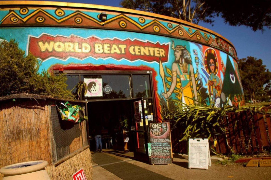 Located in Balboa Park, the World Beat Center aims to present African & Indigenous cultures of the world through Music, Art, Dance, Education & Technology