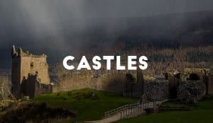 CASTLES-ITINERARY