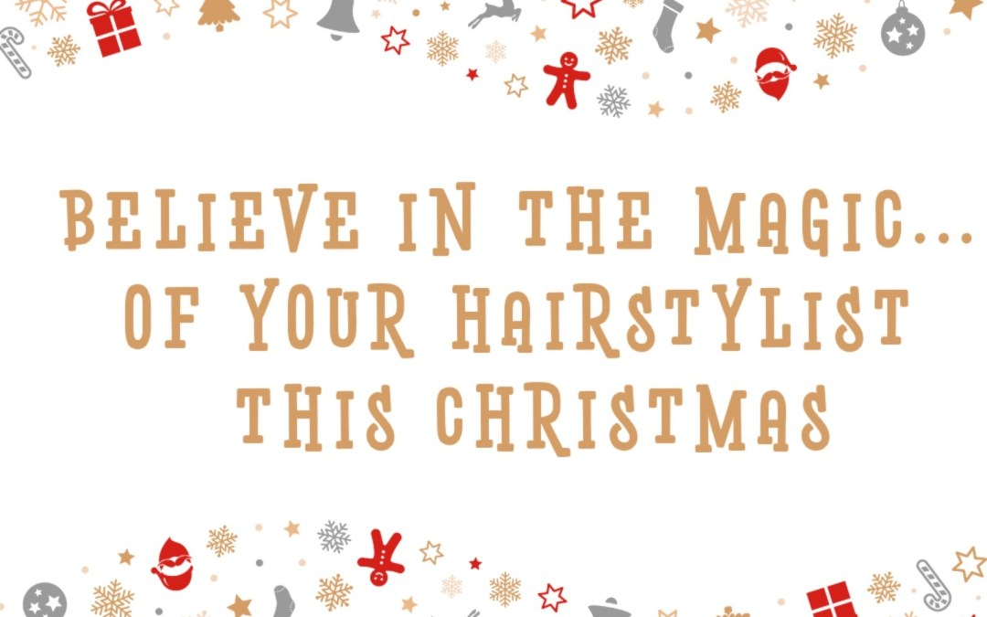 Christmas offer with our stylist Laura
