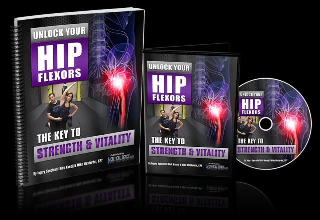 Unlck your hip flexors