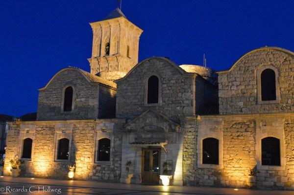 Kirche es aus dem neunten Jahrhundert in Larnaka