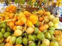 Obst auf den Malediven