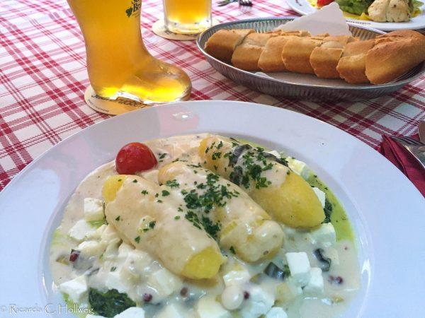 Hoorische: Typisches Essen bei einer Saarland Reise