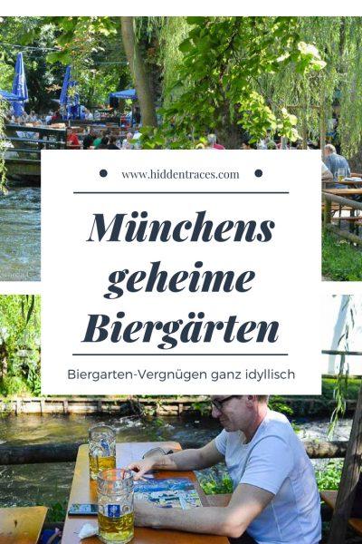 Münchens versteckte Biergärten