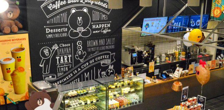 Puppenhaus und Industrial: Tour durch Koreas Cafés