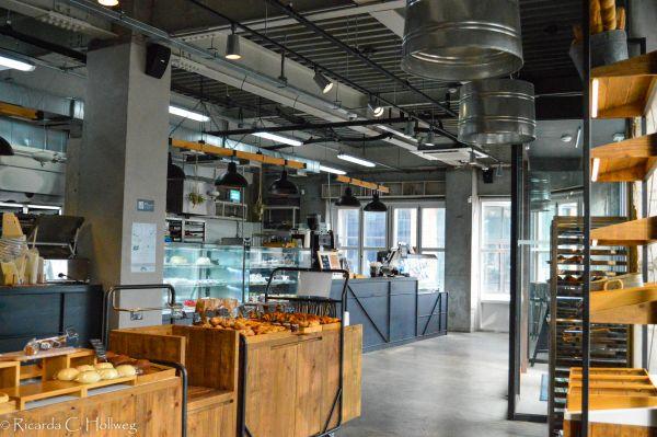 Factory Bakery Jeju City