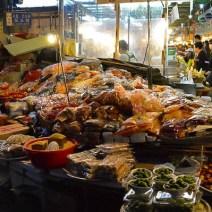 Markt in Südkorea