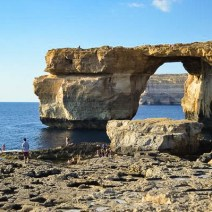"""Azure Window"" auf Gozo"