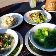 Veganes Essen laotischer Mindherheiten
