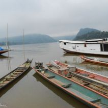 Typ Laosische Boote