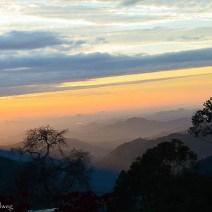 Sonnenaufgang in Ella