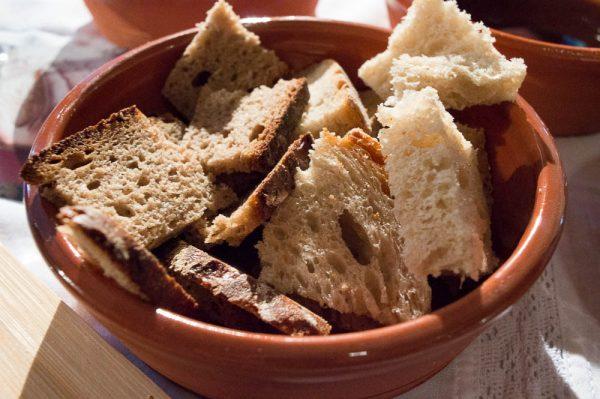 Brot nach mittelalterlichem Rezept