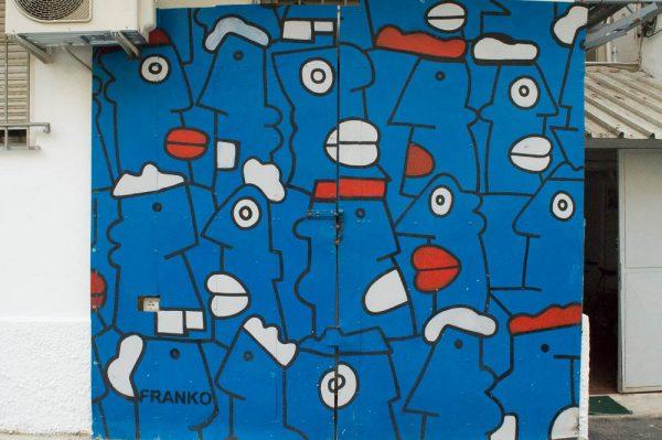 Street Art à la Tirana