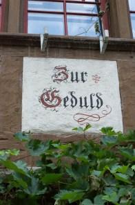 Haus Zur Geduld im Stein am Rhein