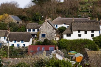 Blick auf Cadgwith