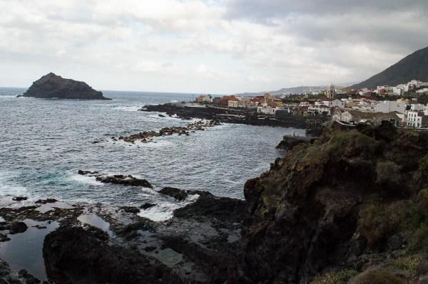 Garachico und der Atlantik