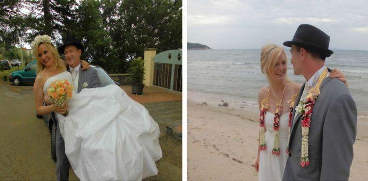 Unsere Traveler-Hochzeit in Italien und Thailand