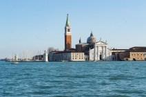 Blick auf San Giorigio Maggiore von San Marco