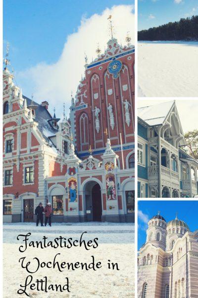 Pinterest Pin Riga und Jurmala deutsch