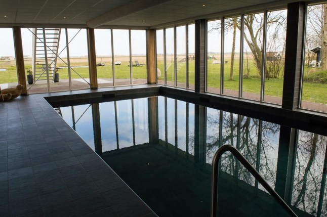 Schwimmbad Hotel Texel