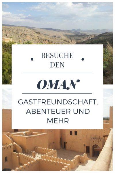 Pinterest Pin Oman Deutsch
