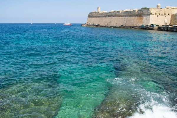 Meer in Valletta