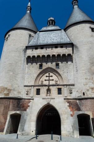 Tor Porte de la Craffe Nancy Lothringen