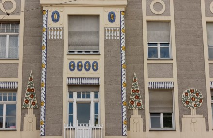 Leopoldstraße 77 München Horizontalansicht