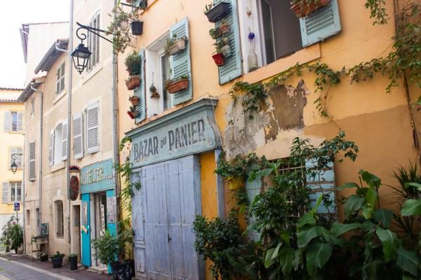 Le Panier in Marseille