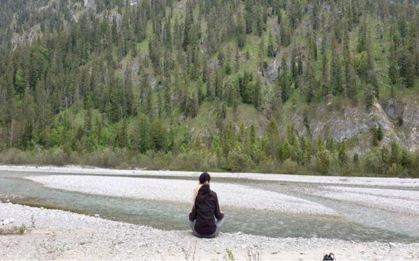 Outdoor-Meditation
