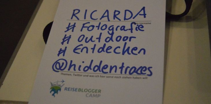 My first BarCamp (for Travel Bloggers)