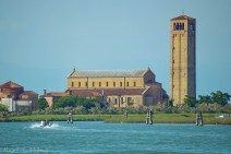 View on Torcello from Burano
