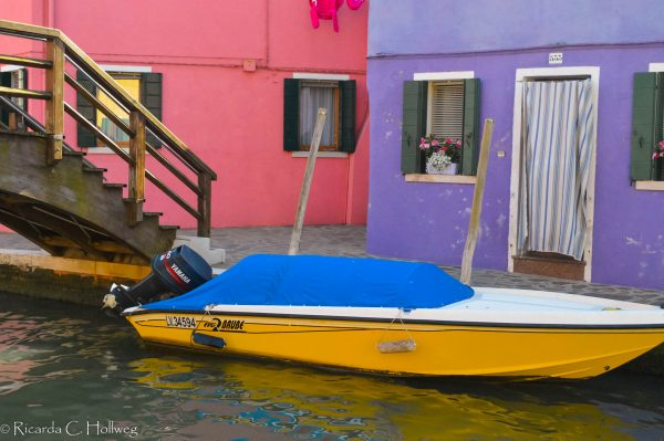 Contrasts in Burano