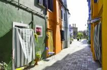 Lane of Burano