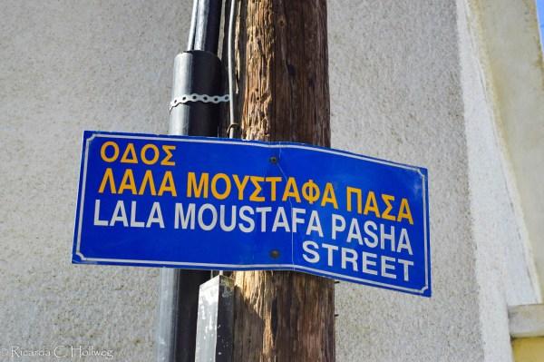 Street Name Cyprus