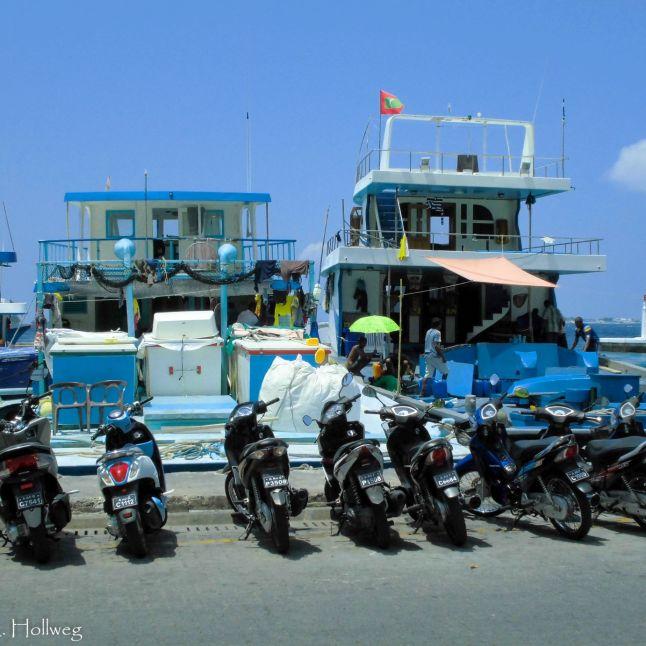 Malé Harbour