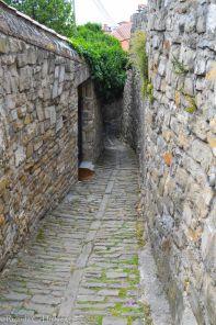 Old Walls of Piran