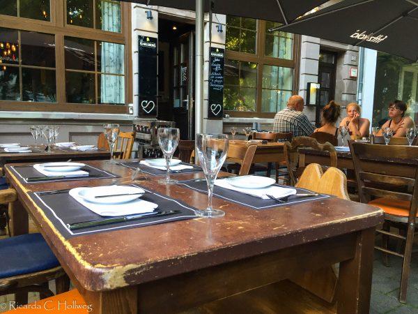 Neighbourhood restaurant in Saarbrucken