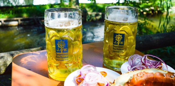 Deeper Munich: Secret Beergardens