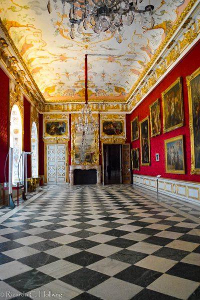 Paintings at Schloss Schleißheim
