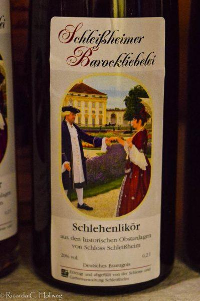Liquor from Schleissheim