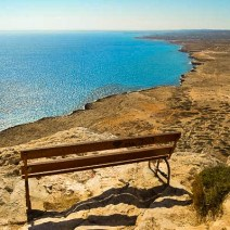 Great views from Cyprus