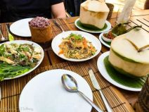 Vegetarian Lao Menu