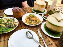 Vegetarian Lao Menu